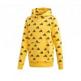 Afbeelding van adidas performance sportsweater geel