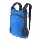 Image of Bardani Backpack Opvouwbare Rugzak Blauw Antraciet