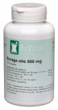 Afbeelding van Biovitaal Borage olie 500mg 120cp