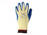 Afbeelding van Ansell Activarmr 80 600 Handschoen Blauw/Geel 9 Handschoenen snijbestendig