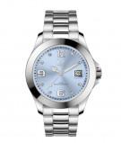 Afbeelding van Ice Watch IW016775 dameshorloge blauw edelstaal