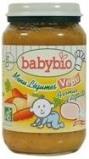 Afbeelding van Babybio Groenten Kalf (2x200g)