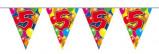 Afbeelding van Amigo Vlaggenlijn ballonnen: 5 jaar 10 meter