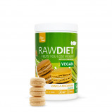 Afbeelding van 1x RawDiet Vegan Dieet Shake Maaltijdvervanging