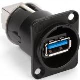 Afbeelding van Chassisdeel USB Neutrik