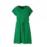Afbeelding van Adia jurk met zijstreep groen