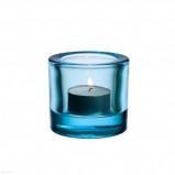 Afbeelding van Iittala Kivi Waxinelichthouder Blauw
