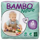 Afbeelding van Bambo Nature Luiers 4 Maxi 7 18kg