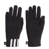 "Bild av ""3 Stripes Conductive Gloves Svart"""