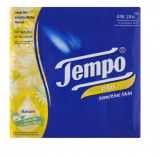 Afbeelding van Tempo Plus Sensitive Skin Kamille/Aloe 9x24st
