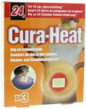 Afbeelding van Cura Heat Warmtepleisters rug en schouderpijn 3st