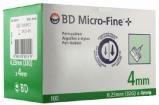 Afbeelding van BD Micro Fine Pennaald 32Gx4mm 100st