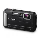 Afbeelding van Panasonic Lumix DMC FT30 compact camera Zwart