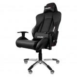 Afbeelding van AKRacing Premium gaming Chair Zwart / stoel