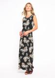 Image de Maxi robe col décoré LolaLiza Taille 34