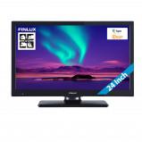 Afbeelding van Finlux FLD2422 TV 24 inch (61 cm) DVD combi HD Ready LED