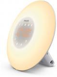 Afbeelding van Philips Wake Up Light HF3506/05 Zilver wekker