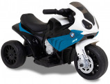 Afbeelding van BMW kindermotor mini blauw