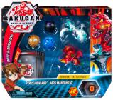 Image of Bakugan Battle Pack Pyrus Howlkor & Haos Mantonoid