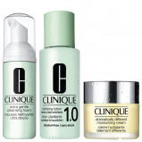Afbeelding van Clinique 3 Step Introduction Kit Skin Type 1,2