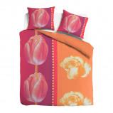 Afbeelding van Dekbedovertrek Ferrera Cameleon Bloemen Lits jumeaux (240x200/220 cm) Ga naar Dekbed Discounter.nl