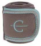 Afbeelding van Cavalliero Fleecebandages 4pack grey ONESIZE