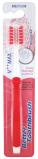 Afbeelding van better toothbrush Regular medium roze 1 stuk