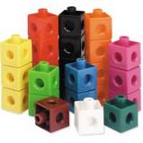 Imagem de 100 Learning Resources Snap Cubes