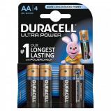 Afbeelding van Duracell Ultra Power alkaline AA batterijen 4 stuks batterij