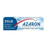 Afbeelding van Azaron Stick Tegen Insecten Steken/Beten 5.75g