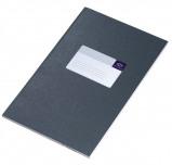 Afbeelding van breedfolio atlanta 2104215100 192blz gelinieerd grijs