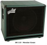 Abbildung von Aguilar DB115 8 Ohm Monster Green