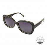 Bilde av Komono Black Ecru Polarized Sunglasses KOM S3950