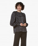 Immagine di ANINE BING Blouse Renee Snake Print in Black