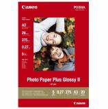 Billede af Canon PP 201 fotopapir A3, 260g, 20 ark (2311B020)