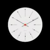 Image of Arne Jacobsen Bankers Wall Clock Ø 48 cm White (43650)