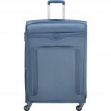 Afbeelding van Delsey Baikal Expandable Spinner 78cm Light Blue koffer
