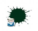 Billede af (195) Dark Green Satin, Enamel Paint 14 ml Humbrol