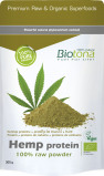 Afbeelding van Biotona Hemp Protein Powder Raw 300GR