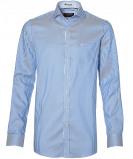 Afbeelding van Casa Moda Overhemd Extra Lang Blauw 39