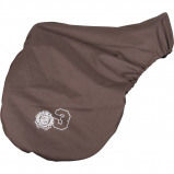 Obrázek HV Polo Saddle Cover Favouritas Brown Onesize