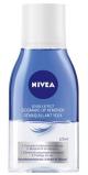 Afbeelding van Nivea Double effect waterproof oogmake up remover 125ml