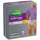 Afbeelding van Depend Pants Vrouw Maximum S/m 10st