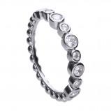 Afbeelding van Diamonfire 814.0408.165 Ring zilver Maat 16,5