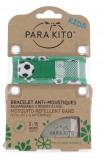 Afbeelding van Para 'kito Anti muggen armband kids voetbal 1 Stuks