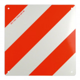 Afbeelding van Carpoint markeringsbord lange lading 42,3 cm rood/wit