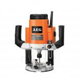 Afbeelding van AEG Powertools OF2050E Bovenfrees 2050W Bovenfreesmachine 6 + 8 12 mm