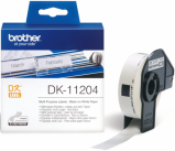 Bilde av Brother DK11204 etiketter 17 x 54mm 400 etiketter Original Brother DK11204