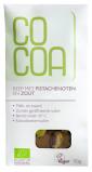 Afbeelding van Cocoa Reep met Pistachenoten en Zout 50GR