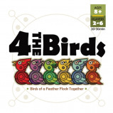 Image of 4 The Birds! Board Game